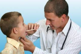 Грибковое поражение горла у детей лечение